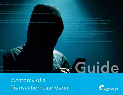 Anatomy of a Transaction Launderer