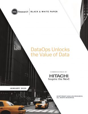 DataOps unlocks the value of data