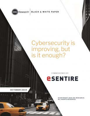 Cybersecurity Is Improving, But Is It Enough?