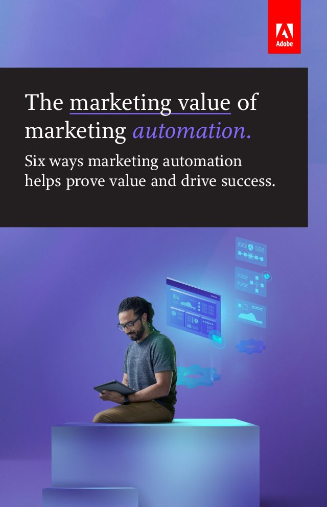 The Marketing Value of Marketing Automation