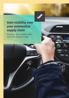 Gain visibility over your automotive supply chain
