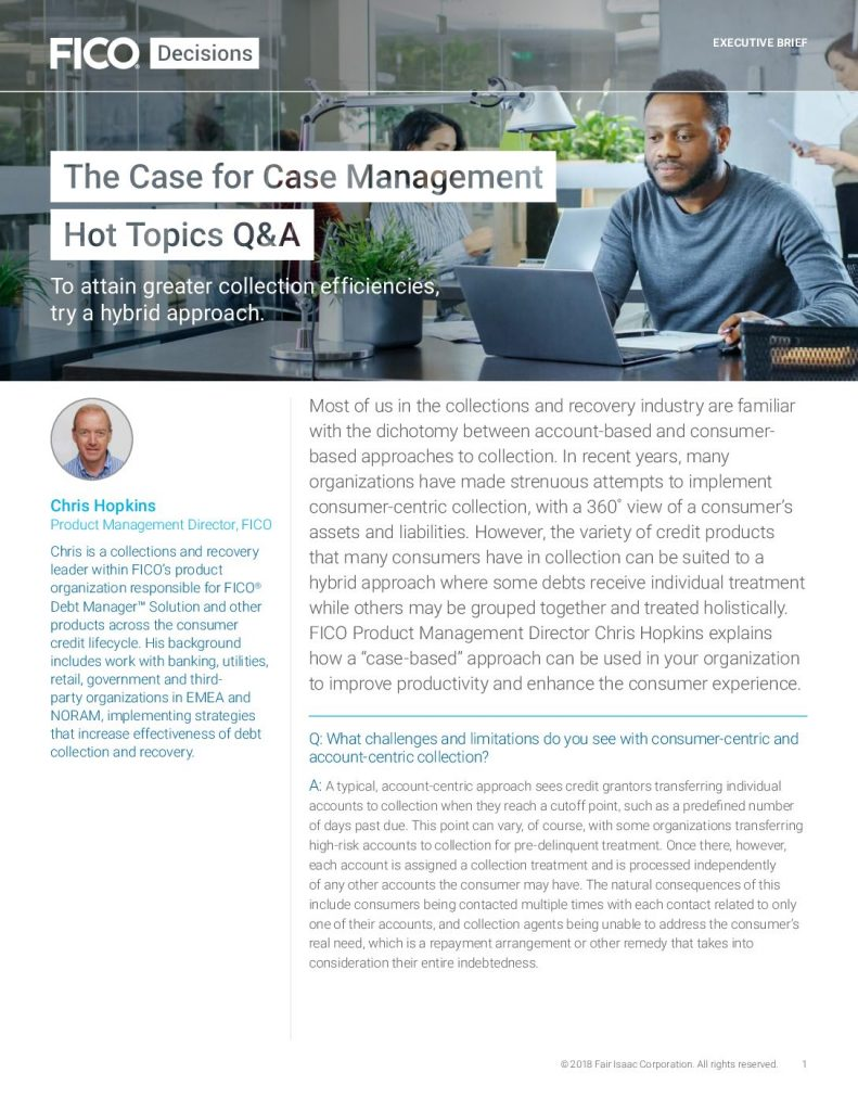 Overcoming the Challenges to Achieving Customer-Centric Collections