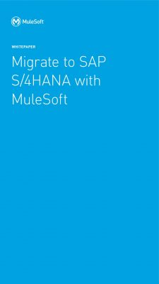 Migrate to SAP S/4HANA using APIs
