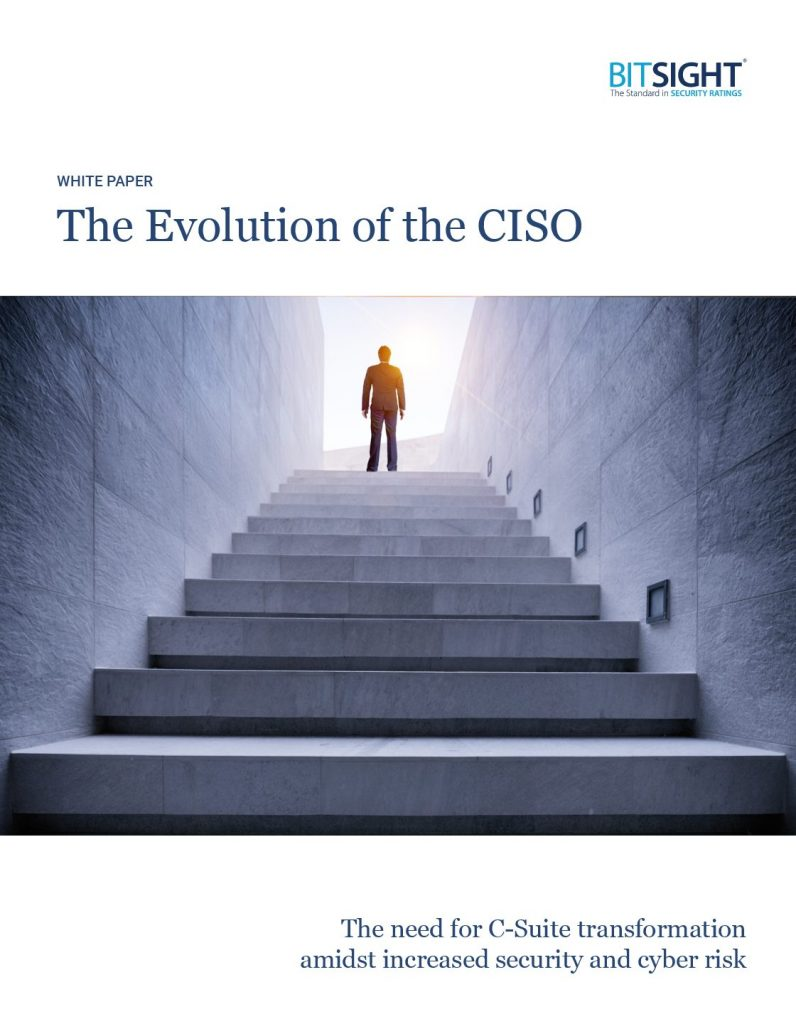 The Evolution of the CISO