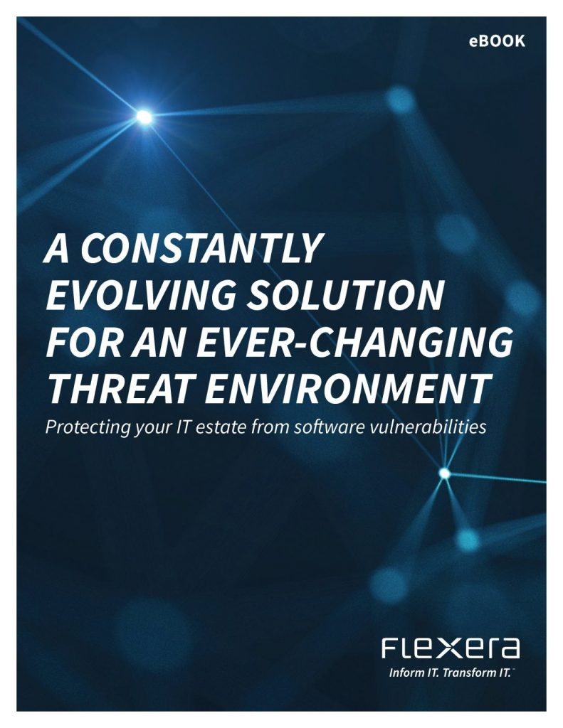 Protect your IT Estate from Software Vulnerabilities