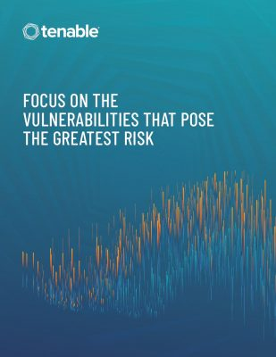eBook: Risk-Based Vulnerability Management: The Best Way to Prioritize
