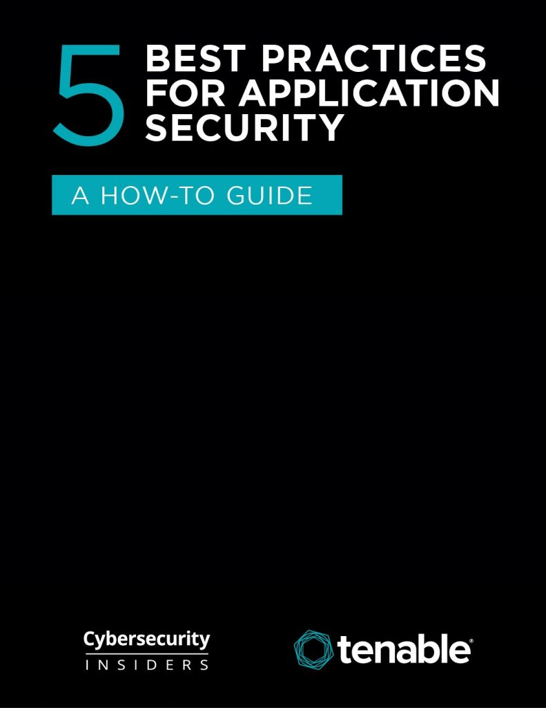 5 Best Practices for Web Application Security