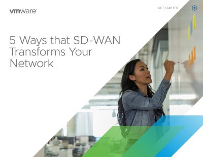 Five Ways that SD-WAN Transforms your Network