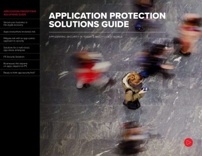 Application Protection Solutions Guide