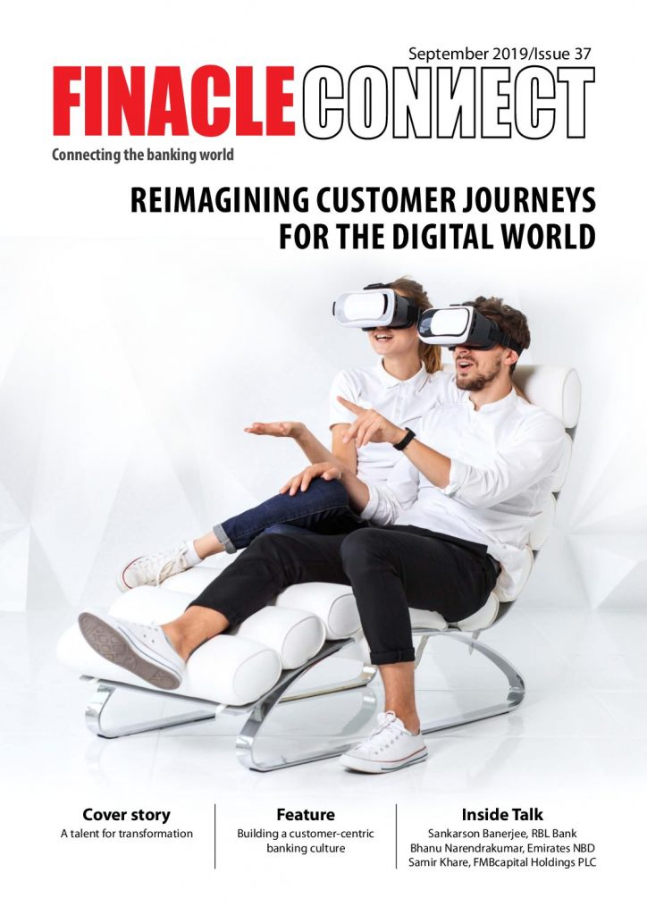 Finacle Connect – A Coffee Table Read On 'Reimagining Customer Journeys for The Digital World'