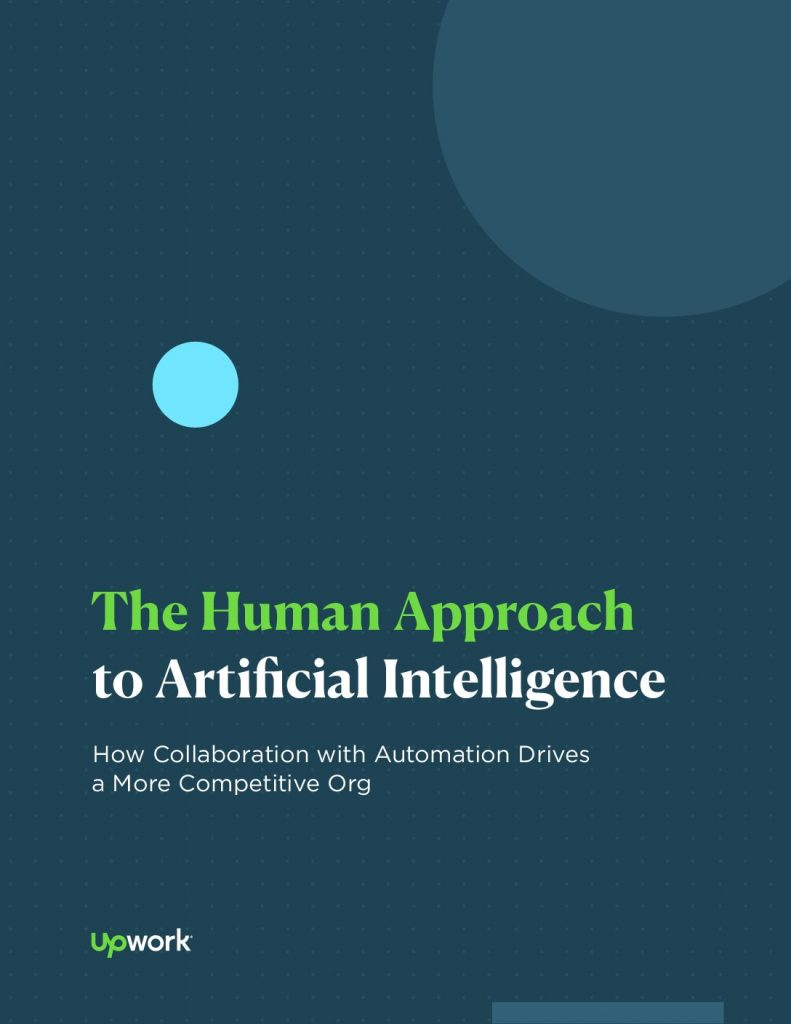 The Human Approach to Artificial Intelligence