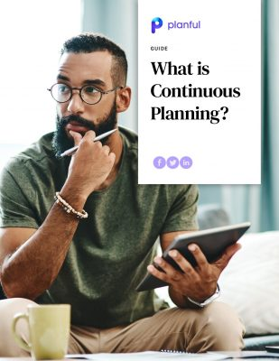Guide: What is Continuous Planning?