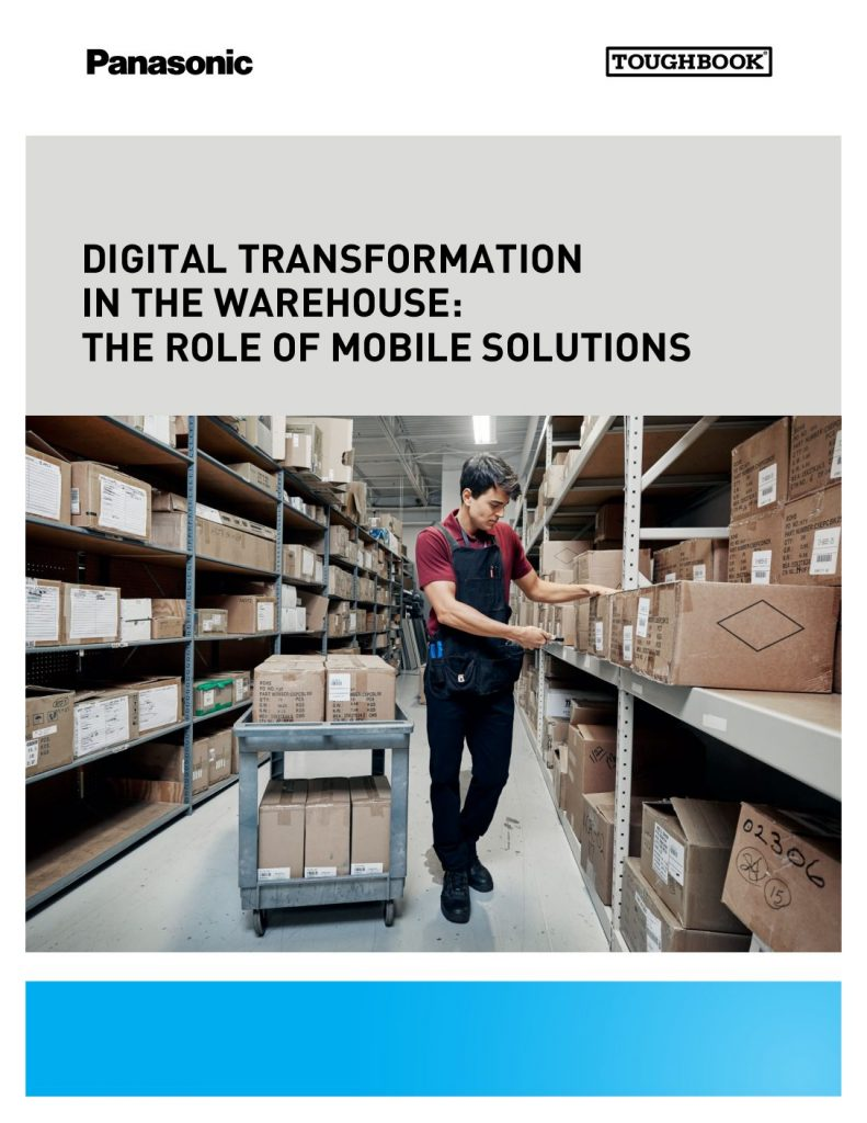 Digital Transformation of Warehouse