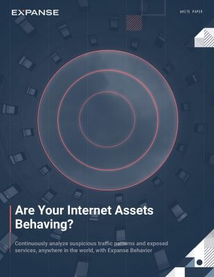 Are Your Internet Assets Behaving?