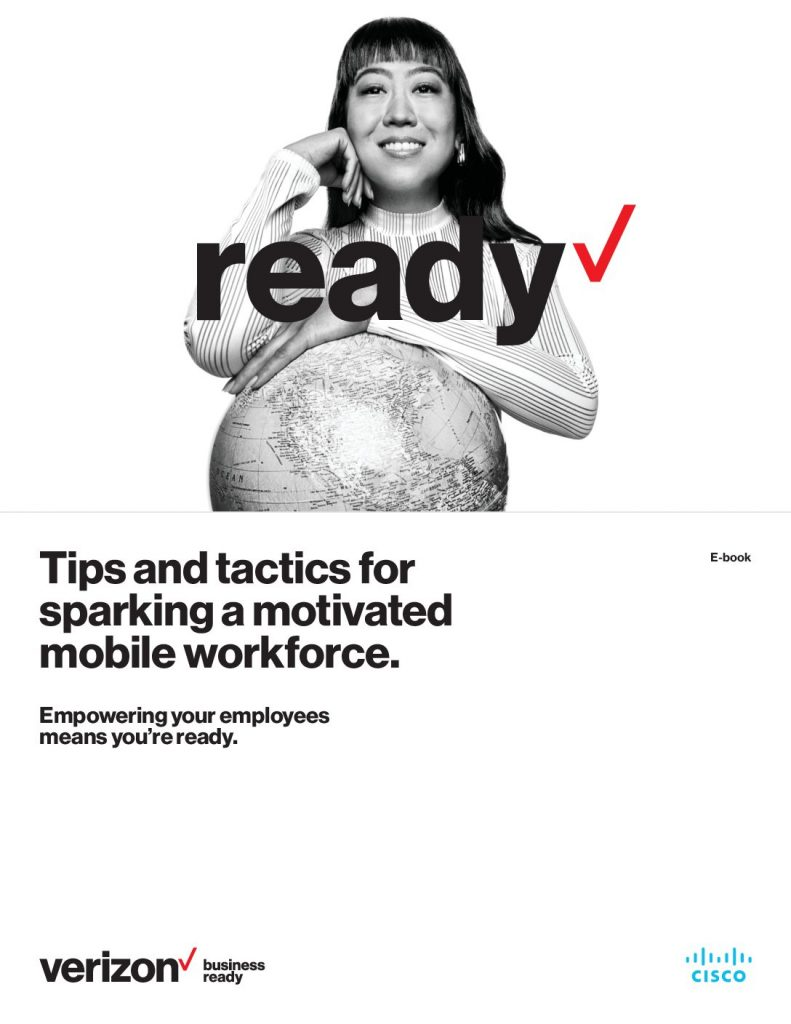 Tips and tactics for sparking a motivated mobile workforce