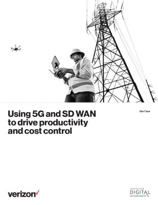 Using 5G and SD WAN to drive productivity and cost control