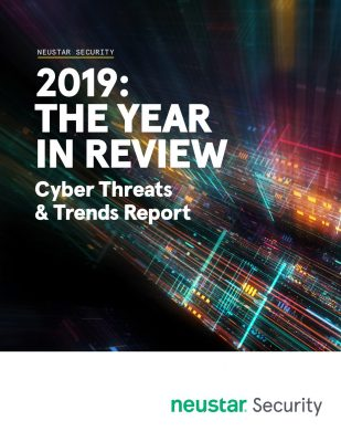 2019 Year in Review Cyber Threats & Trends