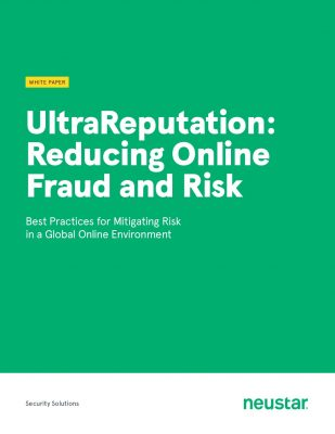 UltraReputation: Reducing Online Fraud and Risk