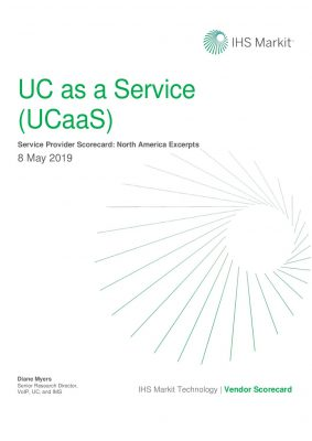 UC As a Service (UCaaS)