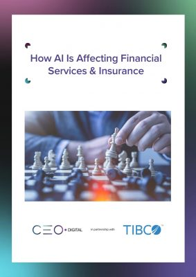 AI's Influence on Financial Services & Insurance