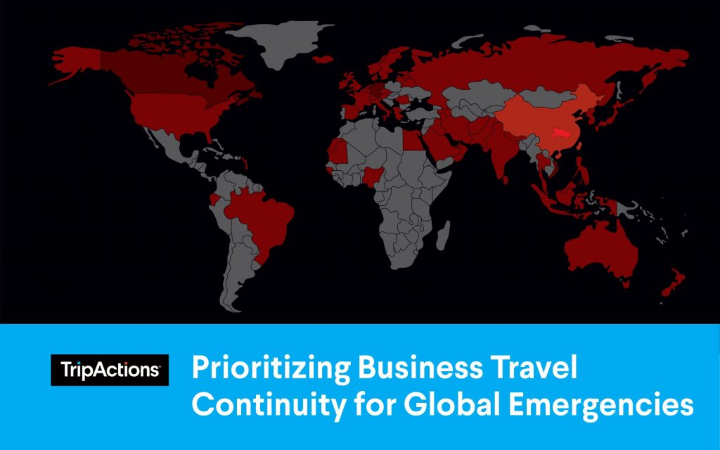 Prioritizing Business Travel Continuity for the Global Emergencies