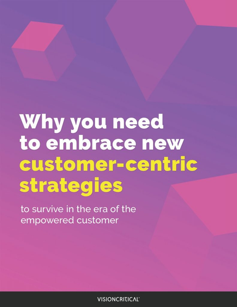 Why You Need to Embrace New Customer-Centric Strategies