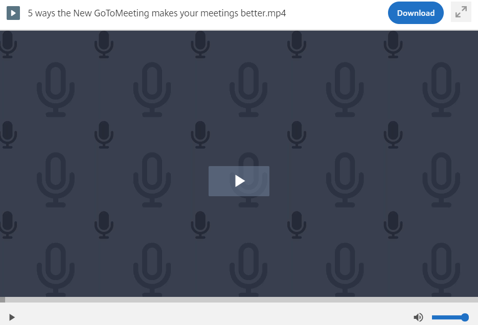 5 Ways the New GoToMeeting Makes Your Meetings Better