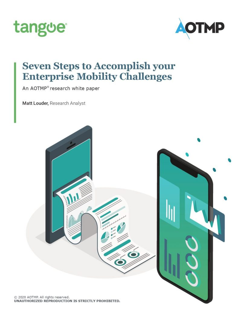 Seven Steps to Accomplish your Enterprise Mobility Challenges