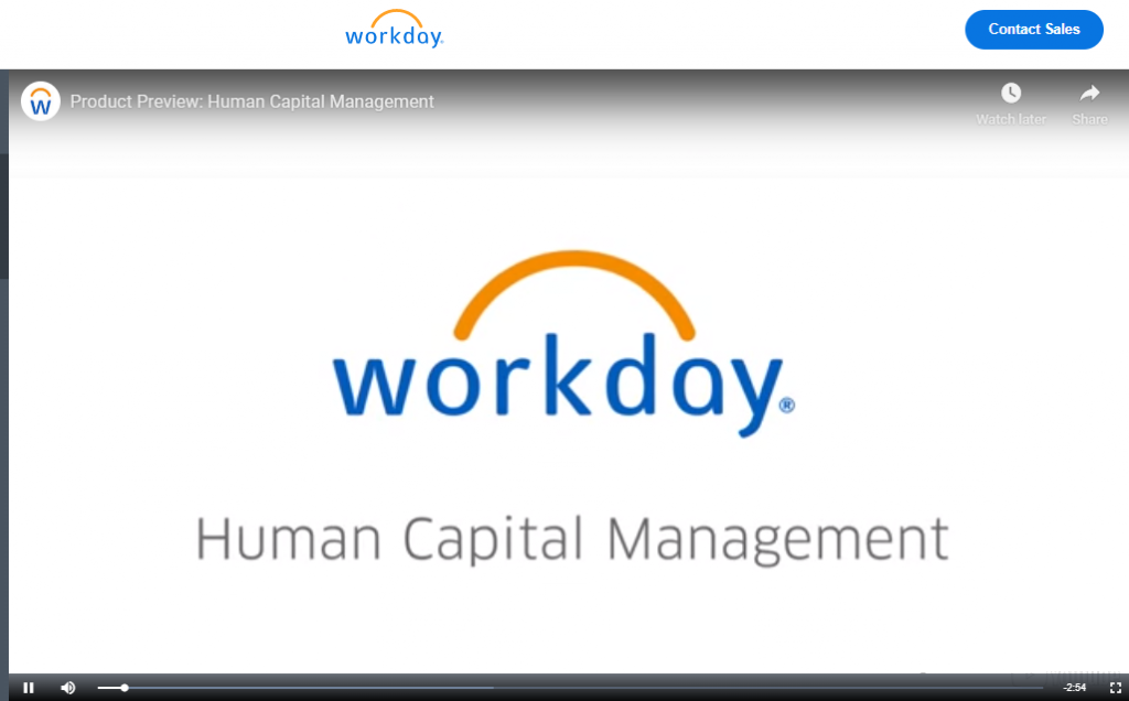 See How Workday HCM Helps you Tackle your Biggest HR Challenges