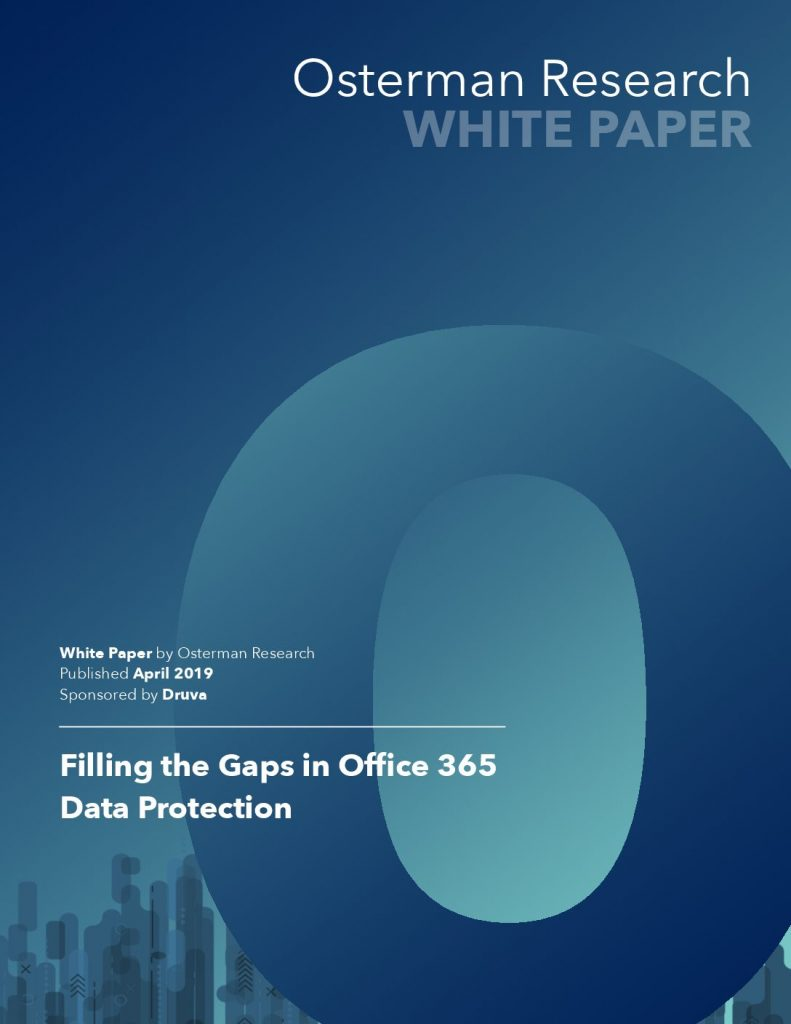 Filling The Gaps in Office 365 Data Protection