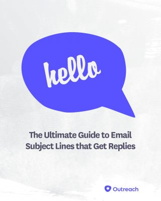 The Sales Leader's Guide to Email Subject Lines That Get Replies