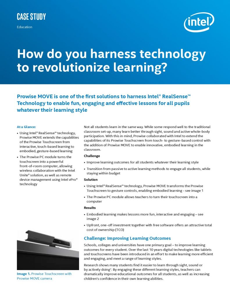 How Do You Harness Technology To Revolutionize Learning?