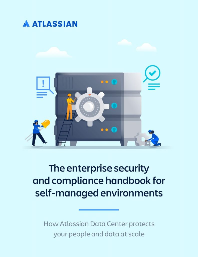 The Enterprise Security And Compliance Handbook For Self-Managed Environments