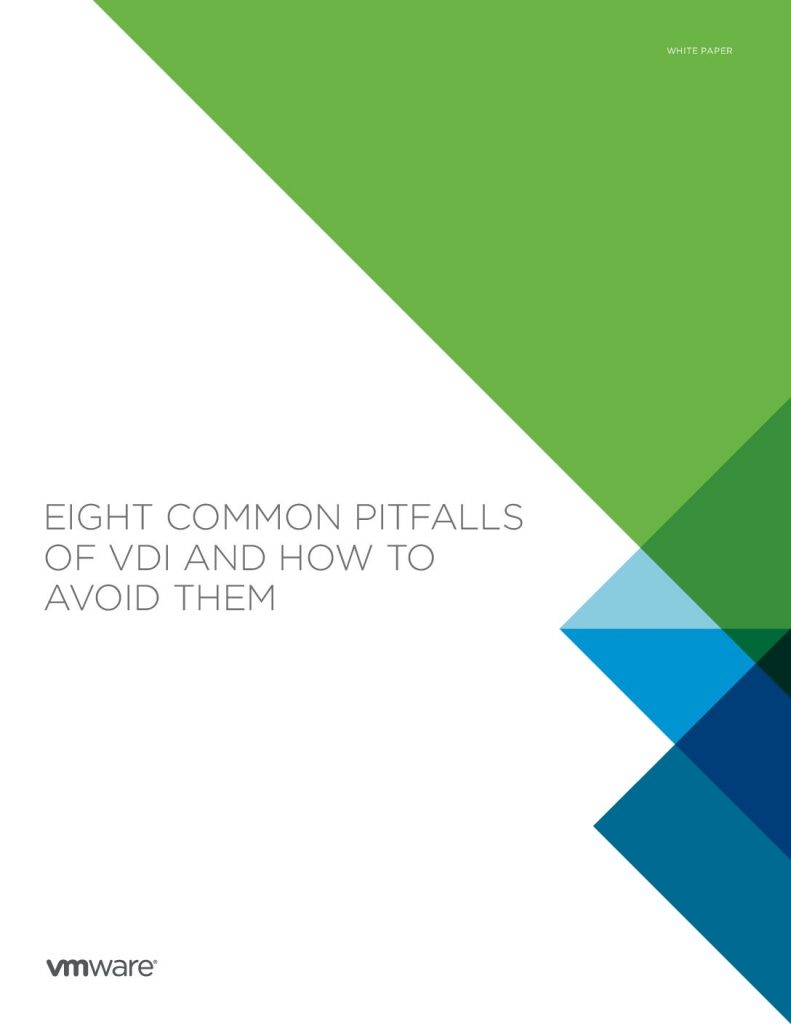 8 Common Pitfalls of VDI and how to Avoid Them