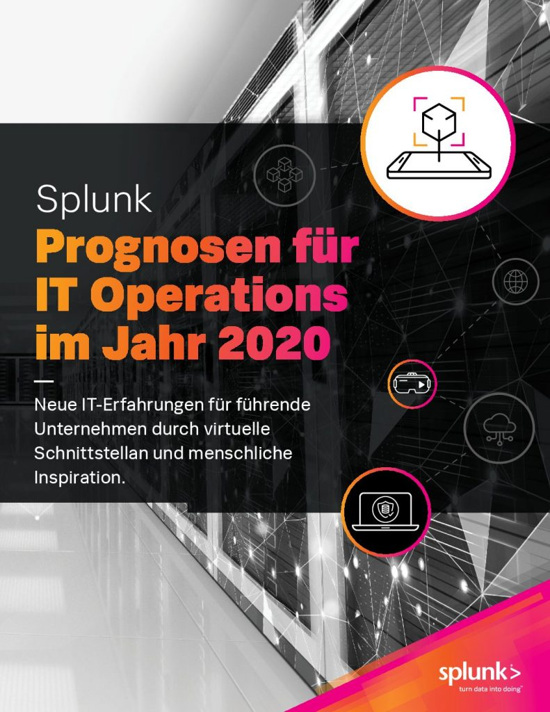 Prognosen für IT Operations im Jahr 2020