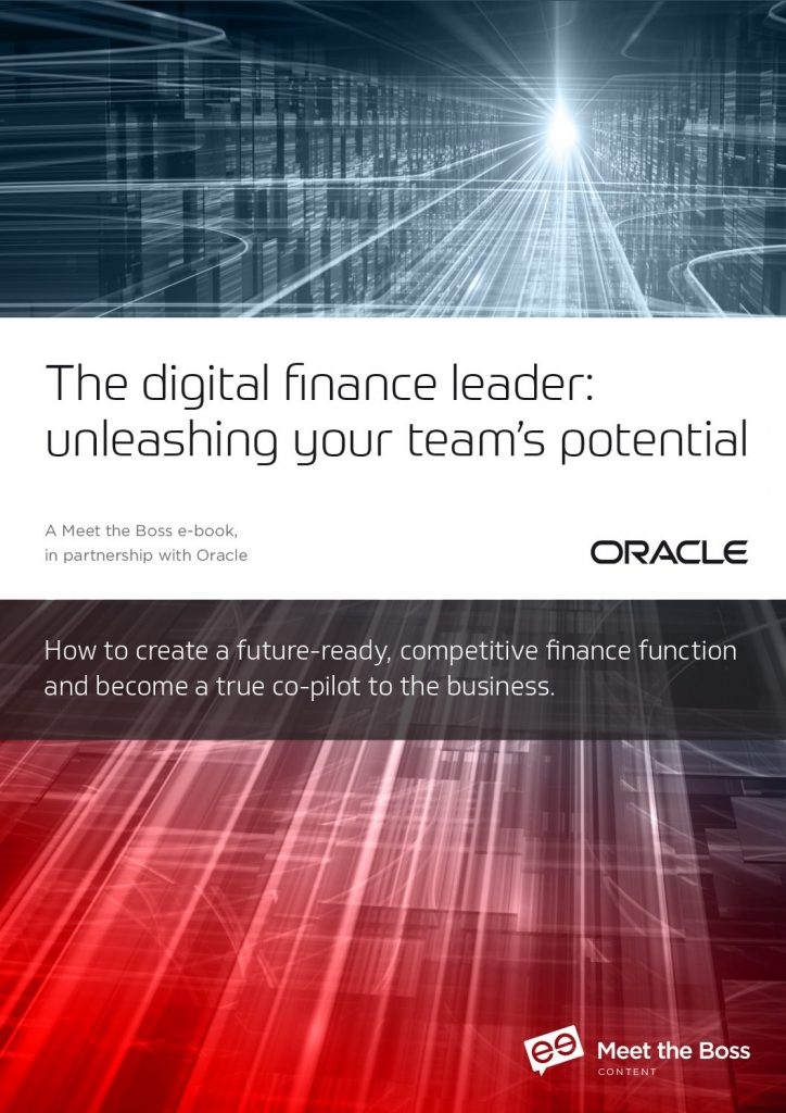 The Digital Finance Leader: Unleashing Your Team's Potential