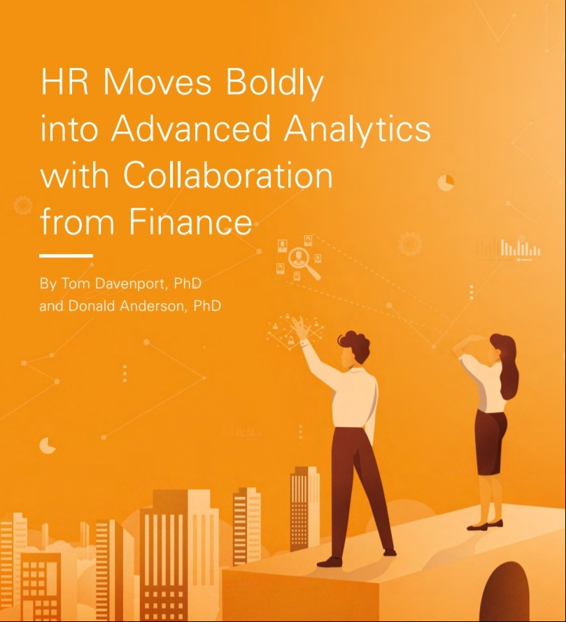 HR Moves Boldly into Advanced Analytics with Collaboration from Finance