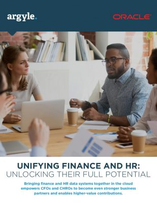 Unifying Finance and HR: Unlocking their Full Potential