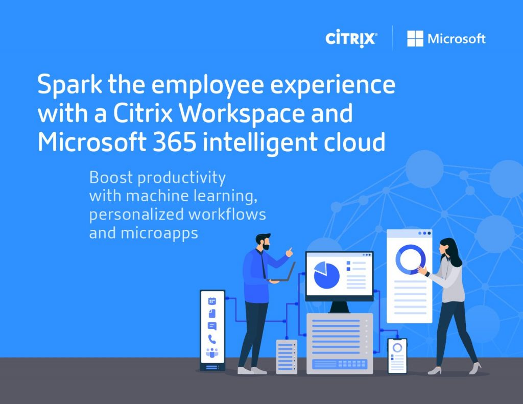 Discover How to Spark the Employee Experience and Boost Productivity with Machine Learning, Personalized Workflows, And Microapps.