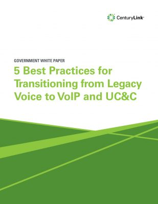 5 best practices for transitioning from legacy voice to VoIP and UC and C