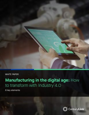 Manufacturing in the digital age:  How to transform with I...