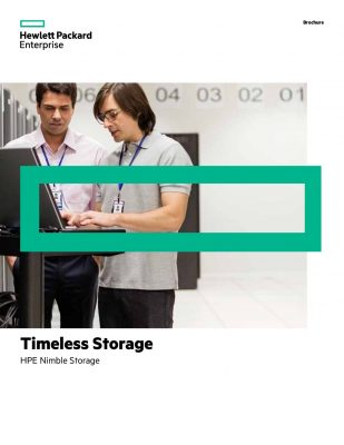 Timeless Storage: HPE Nimble Storage