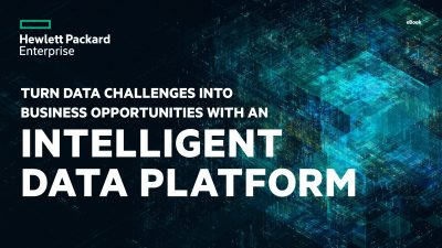 Unleash the Power of Your Data with HPE Intelligent Data Platform