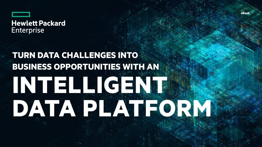 An Intelligent Data Platform to Deliver Better Business Outcomes