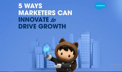 5 Ways Marketers Can Innovate to Drive Growth
