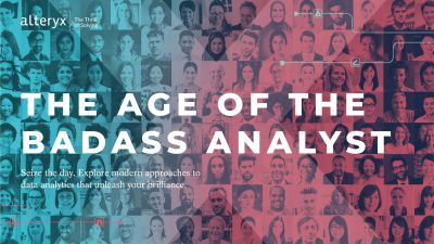 The Age of The Badass Analyst