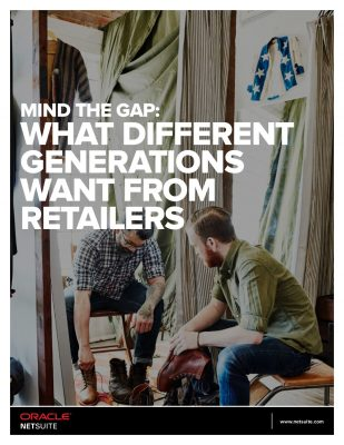 Mind The Gap: What Different Generations Want From Retailers