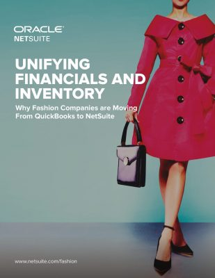 Unifying Financials and Inventory: Why Fashion Companies are Moving From QuickBooks to Netsuite