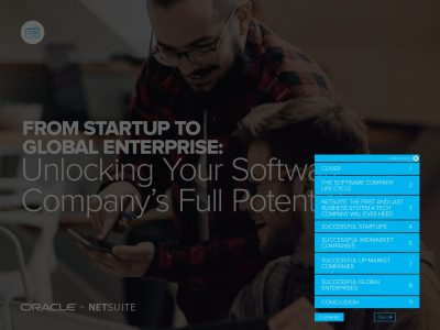 From Startup to Global Enterprise: Unlocking Your Software Company's Full Potential