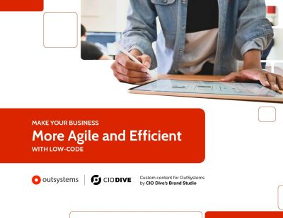 Make Your Business More Agile and Efficient With Low-Code